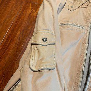 Hugo Boss Jackets & Coats - HUGO BOSS MEN MILITARY BOMBER JACKET